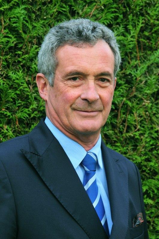 Gérard MALBO - Maire de Sandillon